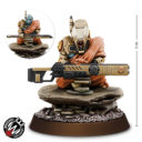 Wargame Exclusive Greater Good Monk Alternative Weapon