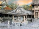3D Alien Worlds Samurai Temple Bell 2