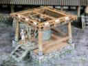 3D Alien Worlds Samurai Temple Bell 4