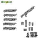 AI Remington Shotguns (5 + 1 With Stock) 1