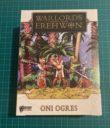 Brueckenkopf Online Warlords Of Erehwon Oni Ogres Unboxing 1