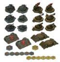 Games Workshop Ground Assets Für Imperial Navy & Ork Air Waaagh!