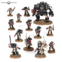 Games Workshop Sunday Preview – Suffer Not The Unclean To Live With The Black Templar Army Set 2