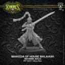 Privateer Press Hordes Makeda Of House Balaash Skorne Solo