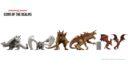 WK D&D Icons Of The Realms Gargantuan Tarrasque 4