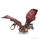 WK D&D Icons Of The Realms Miniatures Gargantuan Tiamat 2