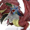 WK D&D Icons Of The Realms Miniatures Gargantuan Tiamat 4