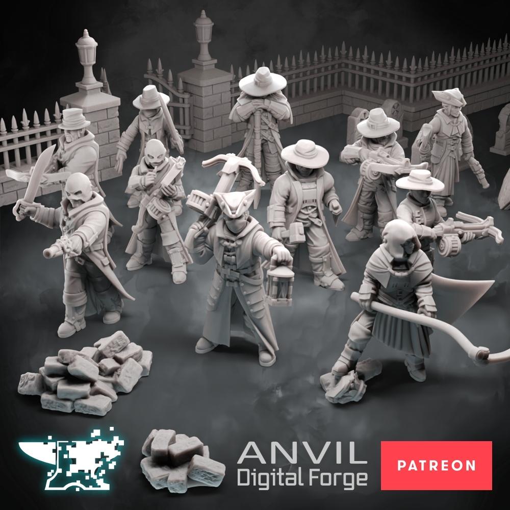 Anvil Industry Oktober Patreon – Brückenkopf Online.com – das ...